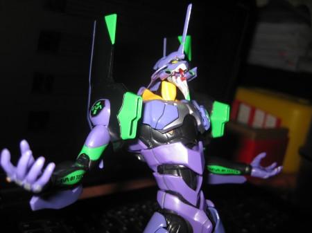 EVA 01 Beserk Mode!