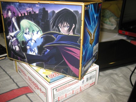 Seriously. The power and awesomness of Geass is far too great to resist.