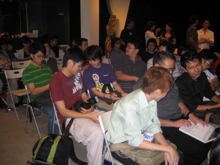 Pre-Workshop Discussion