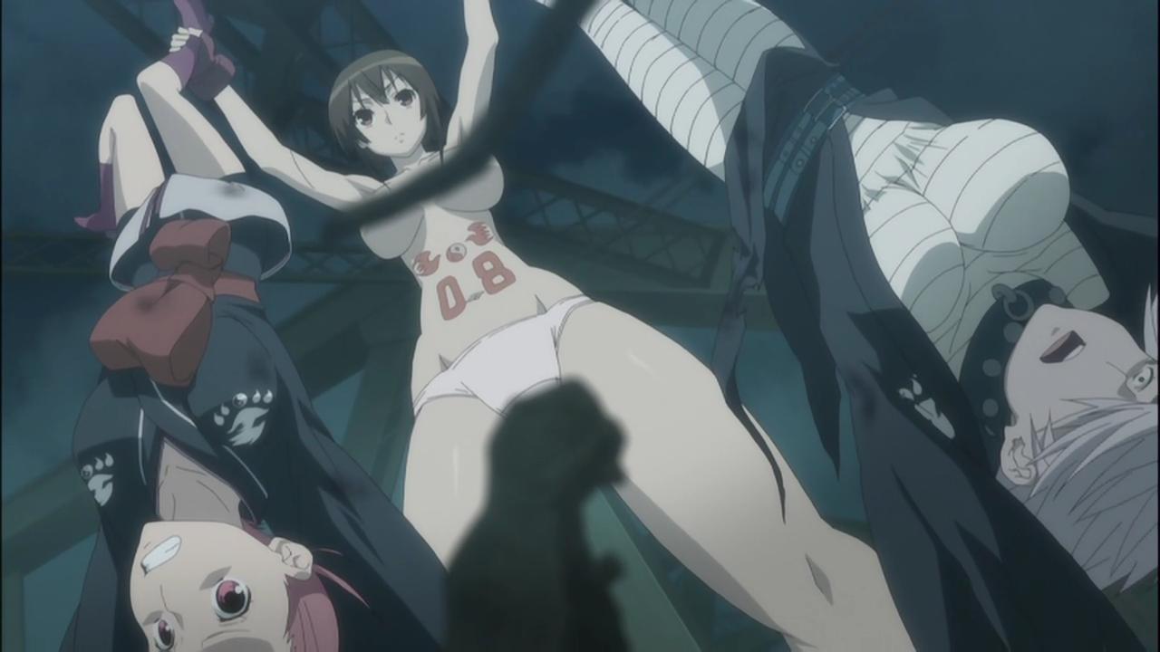 Sekirei Big Boobs Best censorship in anime | actar's reviews - the blog