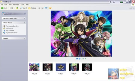 wallpapers code geass