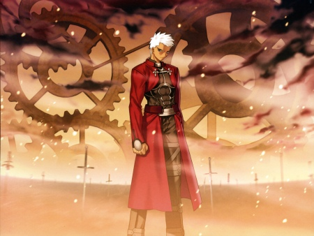 So, as I pray... Unlimited Blade Works!