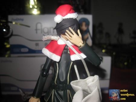 Haruhi forced Lulu to cosplay...