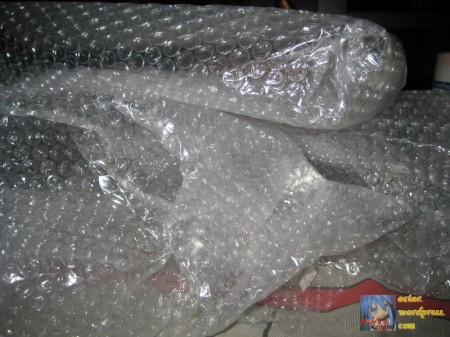I dub thee: Bubble Wrap Mountain