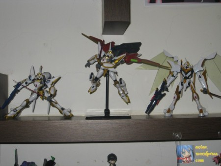 Suzaku's section - Complete!