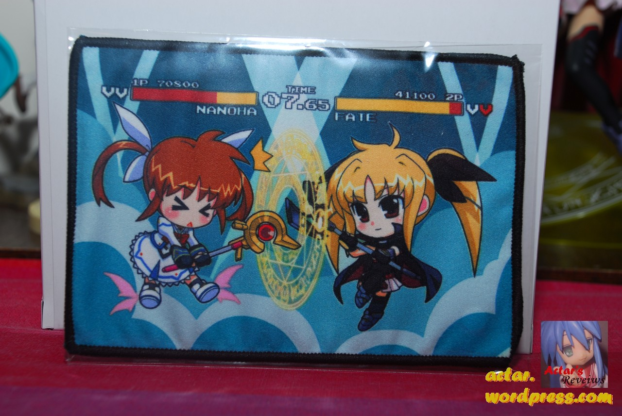 They Actually Made A Fighting Game Out Of One My Most Favorite Series Magical Girl Lyrical Nanoha As Full Name