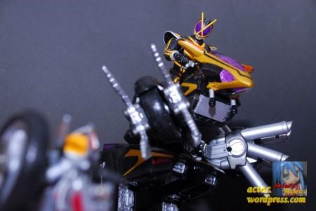 Kamen Rider Delta Belt driver   Actar's Revie...