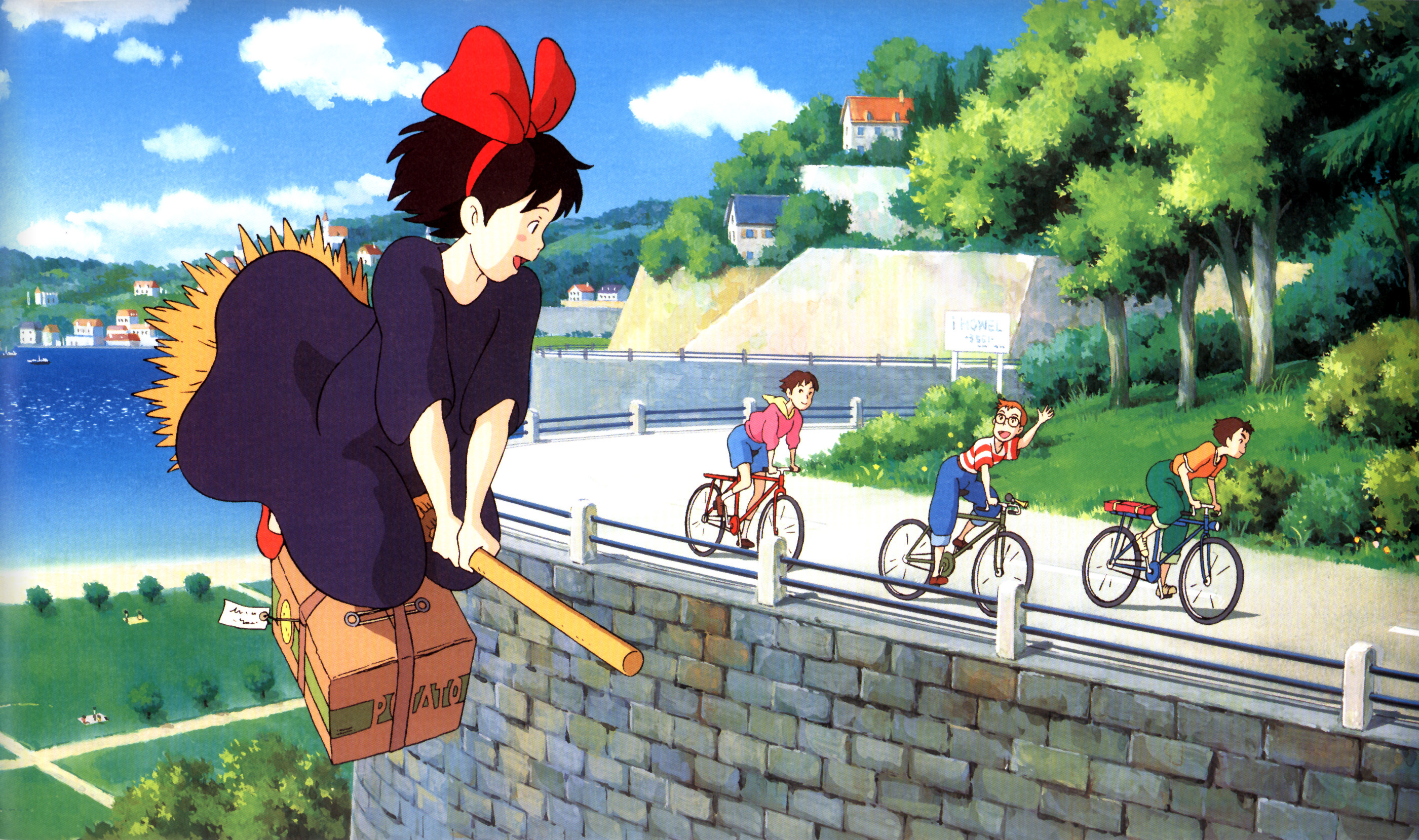 5 Trivia Facts About Kiki's Delivery Service