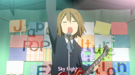 Yui - Sky High!
