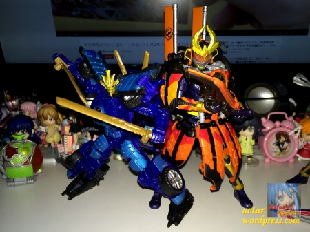 Drift and Gaim
